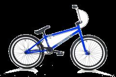 Forgotten Misfit BMX Bike 19.8 Inch TT Gloss Neon Blue (2019)