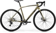 Merida Mission CX 100 SE Cyclocross Bike Glossy Pearl/Sand/Black (2020)