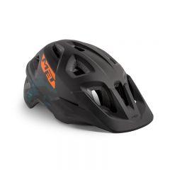 MET Eldar Helmet Black Camo/Matt