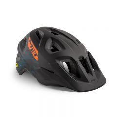 MET Eldar MIPS Youth Helmet Black Camo 52-57cm