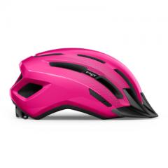 Helmet Met Downtown Pink 52-58cm