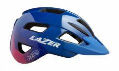 Helmet Lazer Gekko Blue/Pink Girl 50-56cm