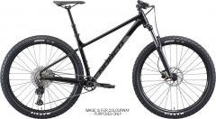 Norco Fluid 2 HT 27 Mountain Bike Black/Charcoal (2021)