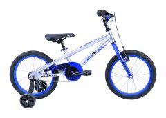 NEO Boys 16 Brushed Alloy Blue/Black (2020)