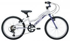 Neo Girls Bike 20 6-Speed Alloy/ Navy Blue/Lavender (2020)
