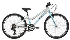 Neo 24 7s Girls Bike Sky Blue/Charcoal (2020)