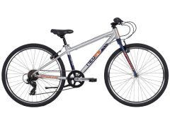 Neo 26 7s Boys Mountain Bike Navy Blue/Orange (2020)