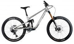 Norco Shore A1 Mountain Bike Raw/Polished (2021) PRE ORDER
