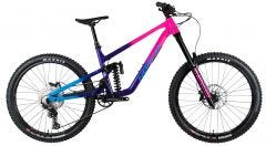 Norco Shore A2 Mountain Bike Purple Blue(2021)