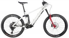 Norco Range VLT C1 Electric Mountain Bike White/Grey (2020)