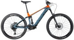 Norco Sight VLT C1 29 Electric Mountain Bike Slate Blue/Orange (2020)