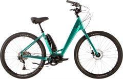 Norco Scene VLT Electric Hybrid Bike Green/Green (2021)