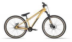 Norco Rampage 24 Dirt Jumper Bike Gold/Black (2020)