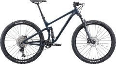 Norco Fluid FS 2 29 Mountain Bike Blue Black/Black (2021)