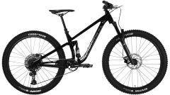 Norco Fluid FS 3 27 Mountain Bike Black/Charcoal (2021)