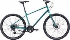 Norco Indie 2 Hybrid Bike Green/Grey (2021)