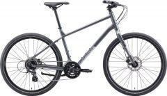 Norco Indie 2 Hybrid Bike Grey/Silver (2021)