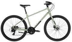 Norco Indie 3 Hybrid Bike Green/Black (2021)