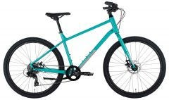 Norco Indie 4 Hybrid Bike Blue/Silver (2021)