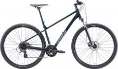 Norco XFR 2 Hybrid Bike Blue Black/Grey (2021)