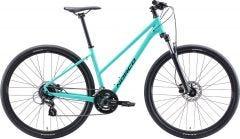 Norco XFR 2 ST Hybrid Bike Blue/Blue Black (2021)
