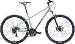 Norco XFR 3 Hybrid Bike Green/Black (2021)