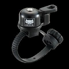 Cateye Micro Bell With Flextight Bracket