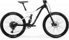 Merida One Forty 600 Mountain Bike Metallic Black/White (2020)