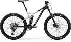 Merida One Forty 700 Mountain Bike Silk Black Titan (2020)