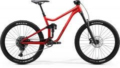Merida One Sixty 400 Mountain Bike Matt Red/Glossy Xmas Red (2020)