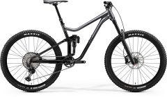 Merida One Sixty 700 Mountain Bike Glossy Anthracite/Black (2020)
