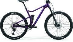 Merida One Twenty 600 Mountain Bike Matt Dark Purple/Purple/Silver (2021)
