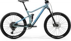Merida One Twenty 7 600 Mountain Bike Silk Sparkling Blue/Blue (2020)