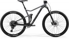 Merida One Twenty 9 600 Mountain Bike Silk Anthracite/Dark Silver (2020)