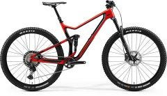 Merida One Twenty 9 7000 Mountain Bike Glossy Race Red/Black (2020)