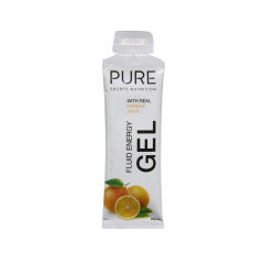 Pure Fluid Energy Gel Orange 50g