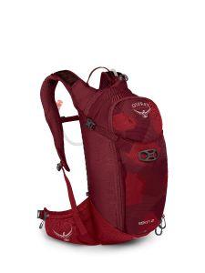 Osprey Siskin 12 Hydration Bag Molten Red