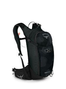 Osprey Siskin 12 Hydration Bag Obsidian Black
