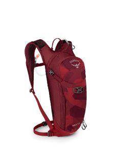 Osprey Siskin 8 Hydration Bag Molten Red