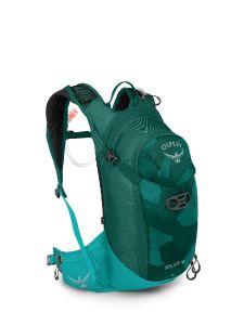 Osprey Salida 12 Hydration Bag  Teal Glass