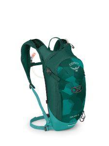Osprey Salida 8 Hydration Bag Teal Glass