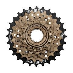 Shimano MF-TZ500 6 Speed Cassette 14-28