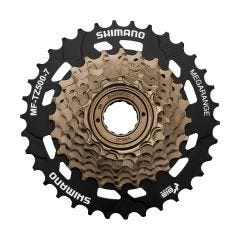 Shimano MF-TZ500 7 Speed Cassette 14-34