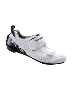 Shimano TR500 Triathlon Shoe (White)   99 bikes