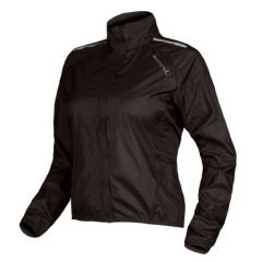 Endura Pakajak Womens Jacket (Black)  | 99 Bikes