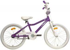 Pedal Bam Kids Bike (Purple/White)