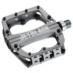 JetBlack Superlight Flat Pedal | MTB/BMX (Grey)  | 99 Bikes