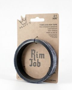 Peatys RimJob Rim Tape 21mm x 9m