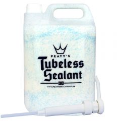 Peatys Tubeless Sealant 5 Litre Tub with Pump