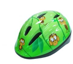 Netti Pilot Monkeys Kids Helmet